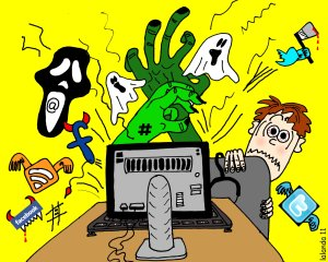 miedo a redes sociales