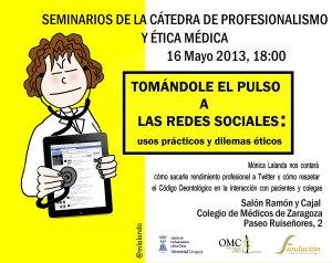seminario zaragoza 16 de mayo