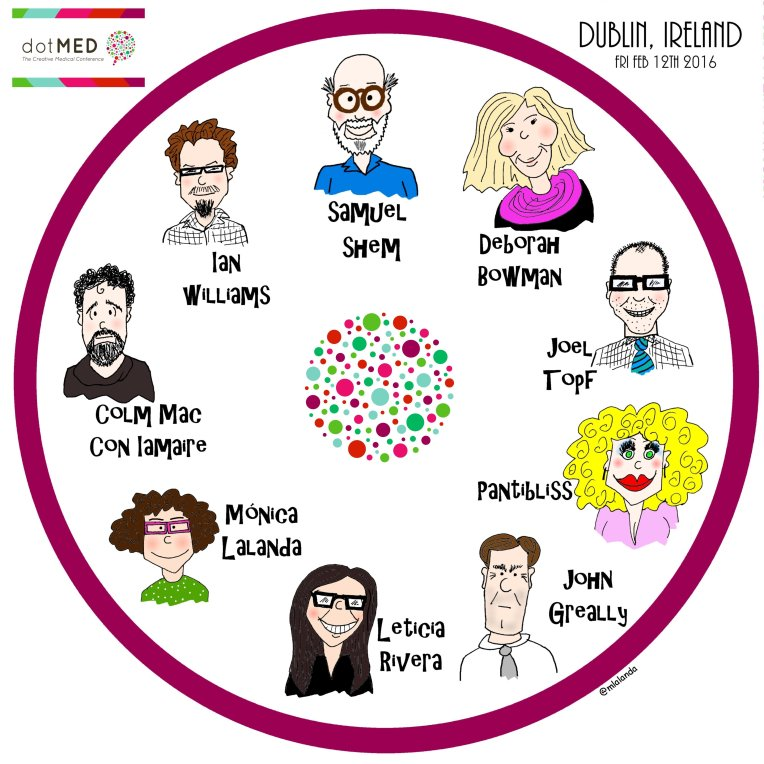speakers at dotmed 2016